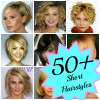 50+ Short Hairstyles