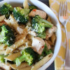 One Pot Chicken, Penne and Broccoli