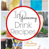 10 Homemade Drink Recipes