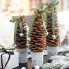 Bake Craft Sew Decorate: Stunningly Simple Pinecone Decor