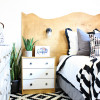Tribal Inspired Bedroom Makeover