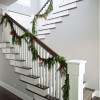 Bake Craft Sew Decorate: DIY Banister Decor