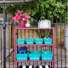 DIY Pool Organizer