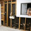 Modern Ranch Reno: Laundry Room Reno Part 1 DEMO
