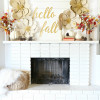 15 Amazing and Gorgeous Fall Mantle Ideas