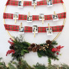 GIFT IDEA: DIY Photo Display Hoop