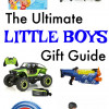 GIFT GUIDE: Little Boys' Gift ideas