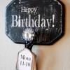 Gift Idea: Happy Birthday Sign!