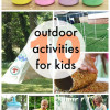 10 outdoor activities for kids