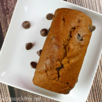 Chocolate Chip Pumpkin Bread for Beginners