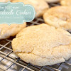 The BEST ever Snickerdoodle cookies
