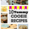 10 Yummy Cookie Recipes