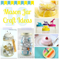 10 adorable Mason Jar craft ideas