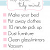 Shark Steam and Spray Review + Printable Cleaning Checklist