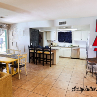 Kitchen Updates for Under $400 and Dining Room Part 2