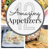 12 Awesome Appetizers