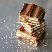 Salt River Bars - the perfect no-bake summertime treat!