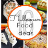 16 FUN Halloween Food Ideas