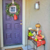 Front Porch Decor for Fall - BD Design Blog