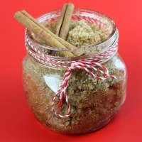 Apple Cinnamon Sugar Scrub