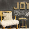 Jute Wrapped JOY letters and a BIG announcement!