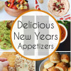 The BEST appetizers for New Years Eve