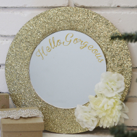Hello Gorgeous Mirror Gift Idea