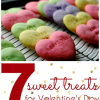7 Sweet Treats for Valentine's Day