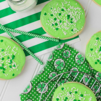 Heavenly Sugar Cookies {Lofthouse Style}