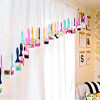 DIY Paintbrush Statement Art