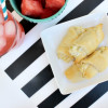 Family Friendly Recipes: Green Chili Chicken Pockets