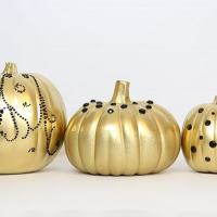 10 No-Carve Pumpkin Decorating Ideas