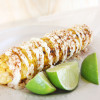 Corn on the Cob: Mexican Style