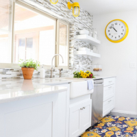 Bettijo's Urban Farmhouse Kitchen Tour