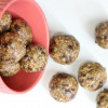 Easy Recipes: No Bake Energy Bites