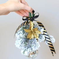 Bake Craft Sew Decorate: DIY Mistletoe