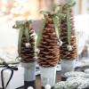 Bake Craft Sew Decorate: Stunningly Simple Pinecone Decor