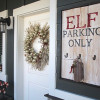 Bake Craft Sew Decorate: Rustic Elf Parking Pallet Sign