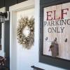 Bake Craft Sew Decorate: Rustic Elf Parking Pallet Sign
