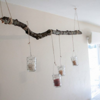 Bake Craft Sew Decorate: DIY Old World Light Fixture