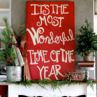 Bake Craft Sew Decorate: Holiday Decor Ideas