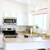 Mallory's White Kitchen Makeover Reveal