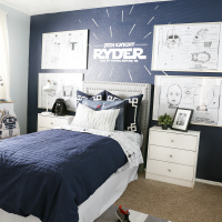 Star Wars Kids Bedroom