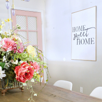 Dining Room Refresh with ScotchBlue