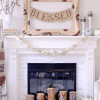 Bake Craft Sew Decorate: Thanksgiving Mantel
