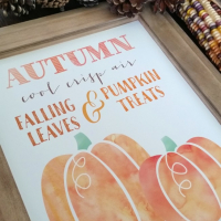 12 Adorable and Free Fall Printables