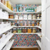 Modern Ranch Reno: Pantry Organization Ideas (Pantry Makeover)