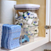 Under the Sink Kitchen Cabinet Organization Ideas