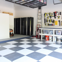 A DIYer's Garage Makeover