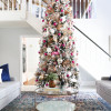 DIY Christmas Tree - Savannah's Pink Christmas Tree
